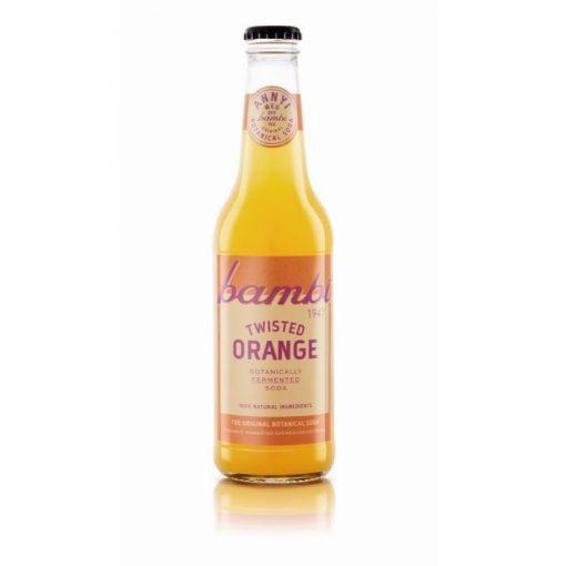 Bambi Twisted Orange 0,33 l