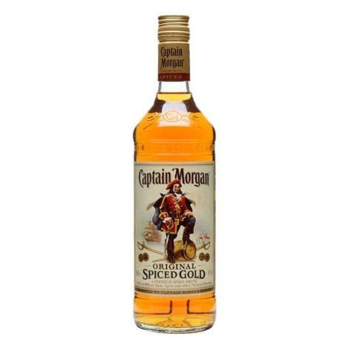 Captain Morgan Spiced Gold Rum 35° 1 l