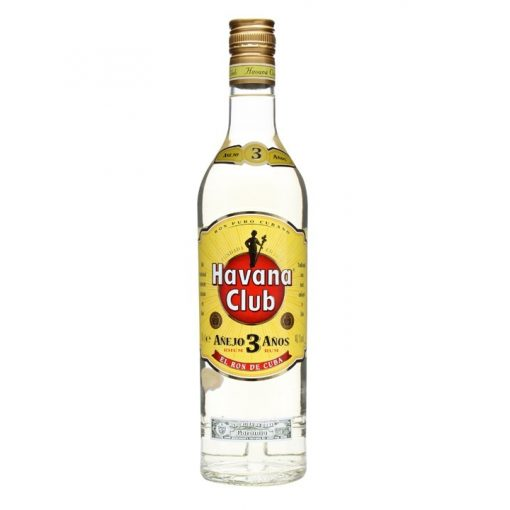 Havana Club 3 Years Rum 40° 1 l