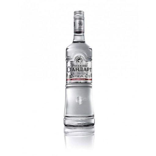 Russian Standard Platinum Vodka 40° 1 l