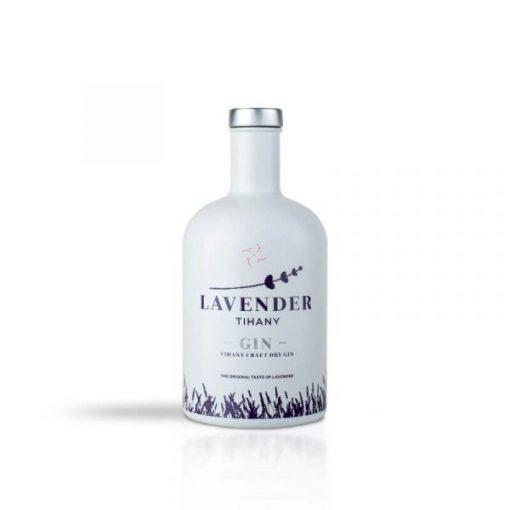 Lavender Tihany GIN 40° 0,7 l